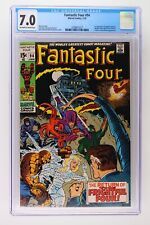 Fantastic Four #94 - Marvel 1970 CGC 7.0 1st Appearance of Agatha Harkness!