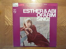 PHILIPS LP RECORD PHS 600-232 STEREO/ESTHER & ABI OFARIM/ SING! / EX VINYL