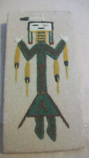 NAVAJO SAND ART by J. TOLEDO from NEW MEXICO