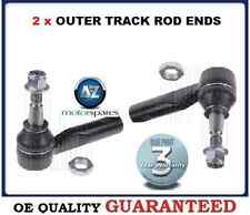 FOR CHEVROLET ORLANDO 1.8 2.0DT 2011--> ON LEFT + RIGHT OUTER TRACK ROD END