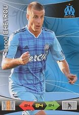 CHEYROU MARSEILLE OM TRADING CARDS ADRENALYN PANINI FOOT 2011