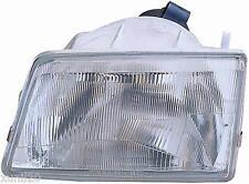 PEUGEOT 205 GTI FARO PROIETTORE SINISTRO 08/1983->07/1996 H4 HEAD LAMP
