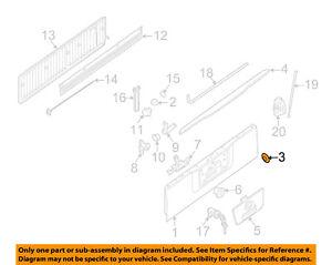 NISSAN OEM-Exterior Moulding Clip-Plug 64891W5000
