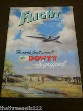 FLIGHT & AIRCRAFT ENGINEER - JUNE 18 1954 - THE DAM BUSTERS - LONDON AIRPORT