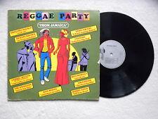 "LP EDDY GRANT, CULTURE, DENNIS BROWN ""Reggae party from Jamaica"" AZ / 2-472 FR §"