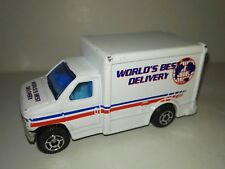 Motormax Ford Step Van Delivery 6035 1:64 Rare