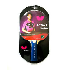 Addoy 2000 - Butterfly Table Tennis Bat with Rubber