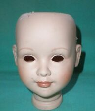 """bisque head """"8811"""" artist reproduction, to tie in  4.8"""""""