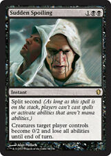 1x Sudden Spoiling MTG Commander 2013 NM Magic Regular