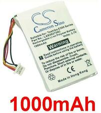 Batterie 1000mAh Pour Toshiba Pocket PC e310 e330 e335 e350 e355, LAB503759C