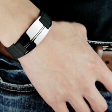 ONE ION Plus Energy+ Ion Wristband Power Balance Bracelet Band - 6 Variations