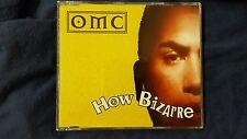 O M C - HOW BIZARRE. CD SINGOLO 4 TRACKS