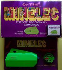 minelec projecteur 8 m/m Walt Disney MECCANO-TRIANG jeu vintage super design