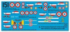 Peddinghaus 1/72 1657 5 French jägerasse No 2 Pilot The Hawk 75 A
