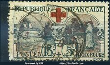 FRANCE N° 156 AVEC OBLITERATION COTE 70€