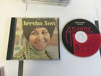 Aretha Franklin - Now ATLANTIC CD 081227127329