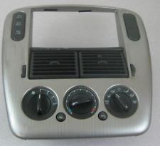 2002-2005 FORD EXPLORER HEATER A/C CONTROL RADIO DASH BEZEL DASH VENTS OEM