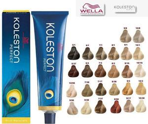 Coloration Koleston Perfect Rich Naturals 60ml