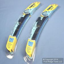 "1 Pair Rain-X Repel 16"" 18"" Water-Beading Premium All Weather Wiper Blades"