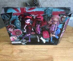 Monster High londoom ♡ Dravulaura ♡ vampire ♡ Draculaura new box