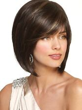 FIXSF624 sexy straight short brown mix BOB lolita  hair wigs for health wig