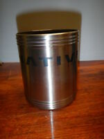 Stainless Steel Coozie Koozie Insulated Can Cozy Drink Holder, pencil desk cup