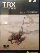 TRX Force Military Fitness Program Workout Exercise DVD 120 Minutes! FREE S/H!