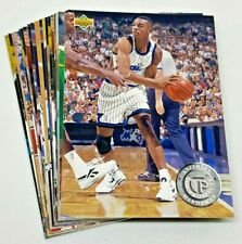 1993-94 Upper Deck NBA Basketball Top Prospects Lot 25 Cards
