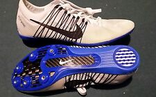 NEW  $180 NIKE ZOOM VICYORY ELITE distanceTrack shoes w/spikes mens size 12.5