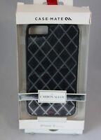 Apple iPhone 6 Plus Case - Case-Mate Carbon Alloy 2-Piece  Genuine  - Black
