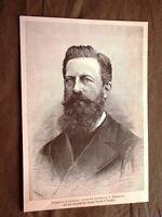 Federico Guglielmo nel 1887 Principe imperiale di Germania