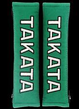 GENUINE TAKATA HARNESS PADDING 2 INCH (60MM) GREEN
