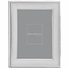"""Pisa Sterling 5"""" x 7"""" Frame by Reed & Barton"""