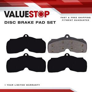 Front Ceramic Brake Pads for Buick, Chevrolet, Oldsmobile, and Pontiac