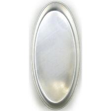 Oval Challah Pan, Aluminum