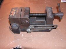 "Vintage Craftsman 2-1/2"" Machinist Tilting Angle Milling Drill Press Vise"