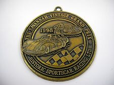 Vintage Collectible Medal: 1998 Savannah Vintage Grand Prix Historic Sportscar