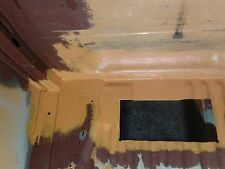 Ecke links Reparaturblech Laderaum Boden VW Bus T2 Westfalia Cargo Floor Bay