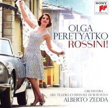 OLGA/ZEDDA,A./TEATRO COMUNALE BOLOGNA PERETYATKO - ROSSINI!  CD NEU ROSSINI