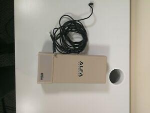 Alfa UBDo-nt Wireless Long-Range Outdoor USB 802.11n 2.4Ghz 2000mW 12dBi Antenna