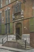 Ansichtkaart Nederland : Nijmegen - Ingang Stadhuis (bd067)