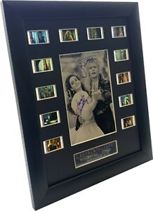 Labyrinth Signed David Bowie signed filmcell  (with Lightbox upgrade option)