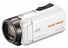 JVC GZ-R435 4 GB Camcorder - White