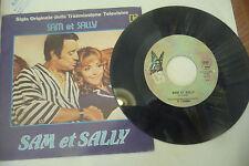 "VICTOR COSMA""SAM&SALLY-disco 45 giri ELEKTRA Italy 1978"" SIGLA TV-RARA"