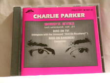 CHARLIE PARKER Bird's Eyes Vol 21 Paul Bley Brew Moore Max Roach Roy Haynes CD