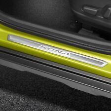 Genuine Hyundai KONA Guardie voce porta acciaio inox J9450ADE00ST