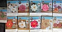 David Tutera Flower Sizzix Framelits Die Set NEW! Pick 1 of 11 Dies