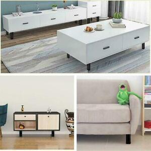 Furniture Adjustable Replacement Cabinet Leg Sofa Coffee Bracket Leg Table W7F5