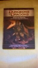 Dungeons & Dragons 4th Ed Marcial Energía Suplemento de Rol