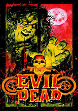 """Evil Dead ( 11"""" x 17"""" ) Movie Collector's Poster Print (T3)  - B2G1F"""